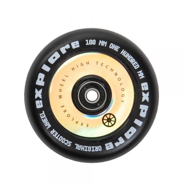 Колеса Explore 100  для трюкового самоката