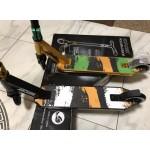 Explore PESCARA FAVOR оранжевый Трюковой самокат