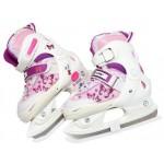 Ледовые коньки Explore EX-10 розовый