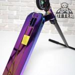 OTTER H02 FLAMINIAN Neo-chrome Трюковой самокат