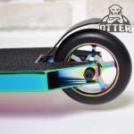 OTTER H09  Neo-chrome Трюковой самокат