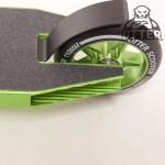 OTTER TITAN зеленый Трюковой самокат